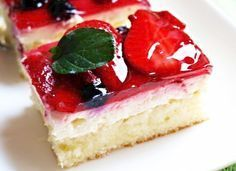 Slovak Recipes, Summer Cakes, Good Mood, Muffins, Nova, Cheesecake, Food And Drink, Cooking Recipes, Sweets