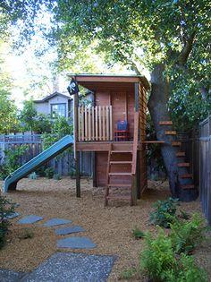 garden ideas and outdoor living | Child Friendly Gardens Ideas