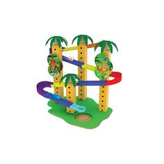 The Learning Journey Techno Kids MarbleTrax - Jungle Adventure $39.99  #TopSale