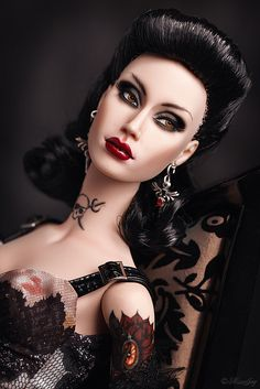 Beauty from Hell by MissJay., via Flickr