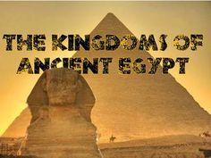 Ancient Egypt's Kingdoms PowerPoint Lesson