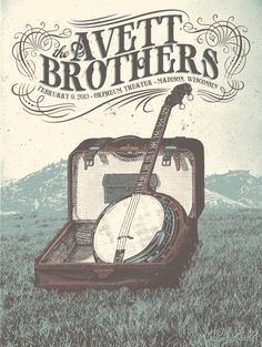 Avett Bros....don't tell you anything you don't already know to your sadness below