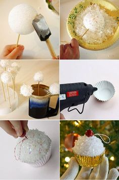 Cup Of Tips: 30 DIY Christmas Ornaments You will Want to Make ASAP