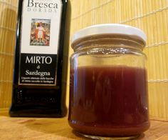 Gelatina al mirto http://blog.giallozafferano.it/cookingtime/gelatina-mirto/