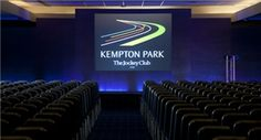 Kempton Park Racecourse, Middlesex