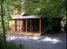 tin roof porch - Google Search