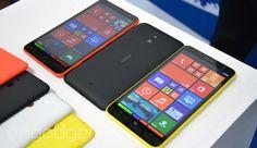 Windows Phone με οθόνη 6 ιντσών το Nokia Lumia 1320 στα 380 ευρώ