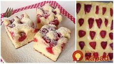 Vzácny recept na bublaninu z roku 1945: Držte sa tohoto postupu a bude neskutočne vláčna a nadýchaná! Czech Desserts, Sweet Desserts, Perfect Cheesecake Recipe, Cheesecake Recipes, Czech Recipes, Pie Cake, Pastry Cake, Sweet Cakes, Deserts