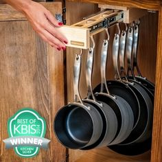 Glideware-kitchen-cookware-organization-system