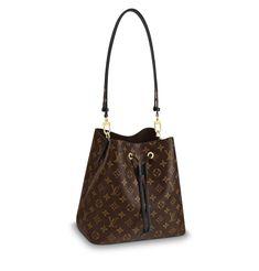 AUD2090 Louis Vuitton Monogram, Louis Vuitton Damier, Best Designer Bags, White Shoulder Bags, Work Bags, Cross Body Handbags, Bucket Bag, Cool Designs, Chanel