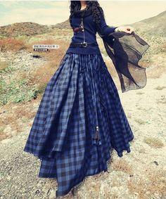 Indian Fashion, Boho Fashion, Fashion Dresses, Womens Fashion, Fashion Design, Fashion Trends, Mode Outfits, Skirt Outfits, Moda Steampunk