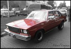 1979 Chevy Malibu classic (not as handsome has mine, but still pretty hot) ;)