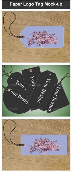 PSD : Contoh Design Hang Tag | network.biz.id