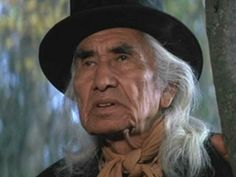 chief dan george in the outlaw josie wales | Josey Wales? Ah Hell, I thought I was talking to Little Big Man!