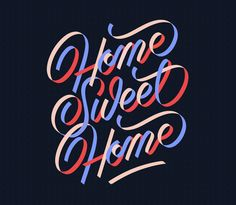 Lettering collection 2020— Part 1 on Behance Typography Drawing, Design Typography, Typography Quotes, Typography Letters, Typography Inspiration, Typography Poster, Design Inspiration, Calligraphy Letters, Creative Advertising