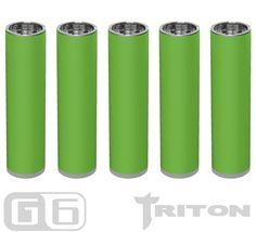 Electric Lime | E-Cig Blank Cartomizers | Halo Cigs #ecigs #ecigarettes #electroncigarettes #smokelesscig #halonation #haloG6 #halotriton