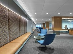 Firm: Mancini-Duffy/TSC. Project: Confidential Office, Philadelphia. Photography: Eric Laignel.