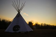 Tipi accommodations and horseback riding with Sturgeon River Ranch near Prince Albert National Park, #Saskatchewan