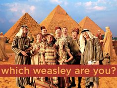 Which Weasley Are You
