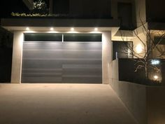 Emilio - Modern Style Custom Wood Garage Door – Lux Garage Doors