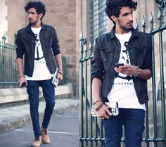 Monday is just another morning (by Mohcine Aoki) http://lookbook.nu/look/4544623-Monday-is-just-another-morning