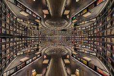 """Once dubbed the """"most beautiful bookstore"""", Zhongshu Ge attracts visitors with its collection and modern design in #Yangzhou, #Jiangsu  via TW by Jiangsu China (@loveJiangsu)   Twitter"""