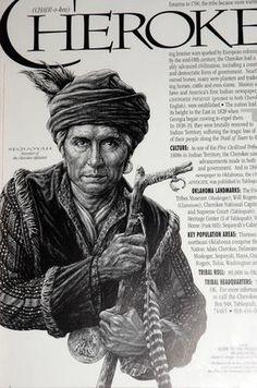 Famous Cherokee Indian Chiefs | Oklahoma City and Anadarko, OK - Sept. 6,2008
