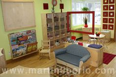 Place Making - Martin Liberio Workshops Childcare Environments, Childcare Rooms, Home Daycare, Daycare Ideas, Classroom Environment, Green Rooms, Early Childhood Education, Beautiful Space, Playroom