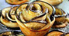 Recept na pečené růže z lilku