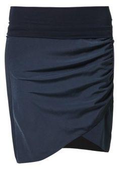 Blyantnederdel / pencil skirts - blå