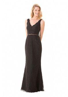 Mermaid styled bridesmaid dress with V-neckline I Style: 1659 I Bari Jay Bridesmaids I https://www.theknot.com/fashion/1659-bari-jay-bridesmaids-bridesmaid-dress?utm_source=pinterest.com&utm_medium=social&utm_content=aug2016&utm_campaign=beauty-fashion&utm_simplereach=?sr_share=pinterest