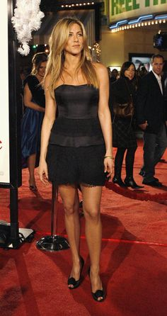 Jennifer Aniston: Her 20 Sexiest Fashion Moments | Fox News Magazine