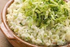 Receita de Arroz com repolho em receitas de arroz, veja essa e outras receitas aqui!