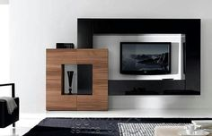 The best catalogue for modern TV cabinet designs and TV wall units design ideas for living room interior walls, with expert tips on how to choose these tv wall cabinets in your modern home of 2019 - 2020