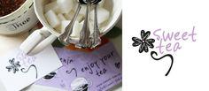 www.sweet-tea.nu ontwerp logo en concept.  Voor lekkere kruidentheetjes..