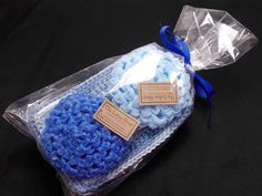Check out this item in my Etsy shop https://www.etsy.com/listing/257232705/blue-kitchen-gift-set-cotton-dishcloths