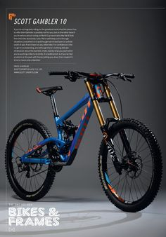 There are at least 2 great reasons to do your own bike repairs. Commonly known as DIY (do it yourself) bike repair, one of the main reasons is to simply save Best Mountain Bikes, Mountain Biking, Montain Bike, Mt Bike, Downhill Bike, Cool Bicycles, Bicycle Design, Cycling Bikes, Scott Mtb