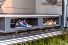 Shoe Stowage