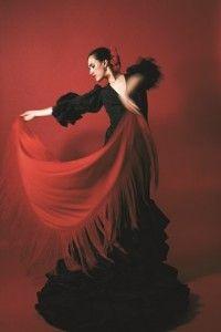 情熱的なスペインのフラメンコ * 世界のダンスまとめ *                                                                                                                                                      もっと見る