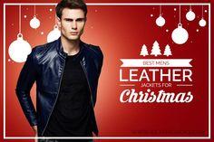 Custom Handmade Leather Jackets for Men!