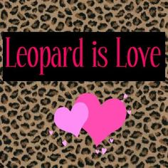 Leopard is Love!