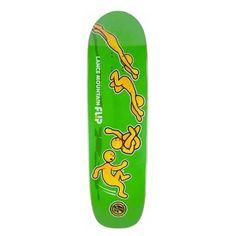 61ddbd6b81 Shape Maple Flip Skateboards P-2 Mountain Somersalt 9,0' Verde