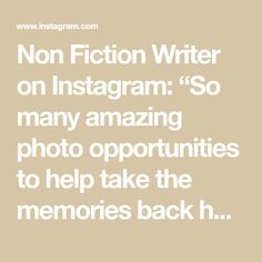 """Non Fiction Writer on Instagram: """"So many amazing photo opportunities to help take the memories back home. This trip of a lifetime was inspired by all three of us starting a…"""" Ivf Twins, Back Home, Nonfiction, Opportunity, Cool Photos, Writer, Memories, Inspired, Amazing"""
