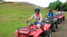 Love this Peek experience! Check out Horseback Riding and ATV Tours