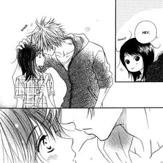 weheartit manga kiss | Dengeki Daisy/#358964 - Zerochan | We Heart It