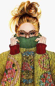 Fashion Portrait - Sunny Gu