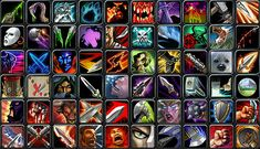World Of Warcraft Icons – Complete Collection | Free Resource for Designers
