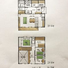『32坪の間取り』 ・ 玄関横に収納をまとめました。 2階もファミリークローゼットに収納をまとめて各部屋は寝るためだけです。 吹抜けありのコンパクト住宅です。 ・ 32坪ばかりで…。 ・ #間取り#間取り集 #間取り図 #間取り力 #間取り相談 #間取り図大好き #間取り図好き #手描き#スケッチ#マイホーム計画 #マイホーム計画三重 #マイホーム計画開始 #三重の家 #三重の住宅 #三重の建築家 #三重の間取り #住まいの設計#土間収納のある間取り #住宅相談#32坪の間取り#コンパクト住宅#コンパクトハウス