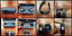 Samsung Gear Fit 2 y Gear IconX filtrados