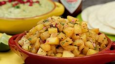 Got room on the grill for some fresh slices of pineapple? Here's a fruity salsa featuring grilled pineapple that makes a mouthwatering topping for anything from tacos to grilled steak, chicken or fish.